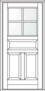 Door Types Viking Window As