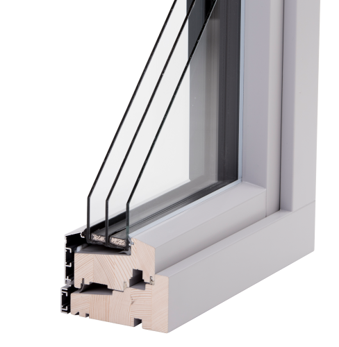 SW14 Passive Window (3-glazing)