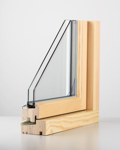 Viking21 windows (2- or 3-glazing)